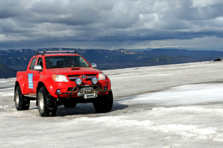 Toyota Hilux Picture for Android, iPhone and iPad