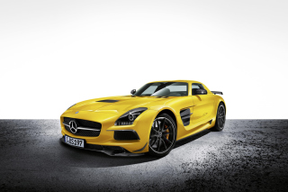Mercedes-Benz SLS Picture for Android, iPhone and iPad