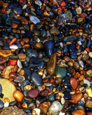 Pebble Beach sfondi gratuiti per iPhone 4S
