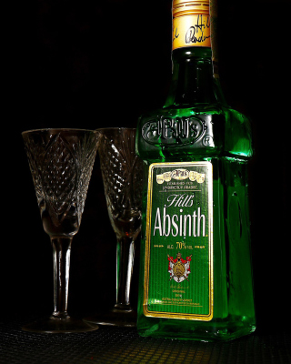 Free Absinthe Picture for Nokia C1-01