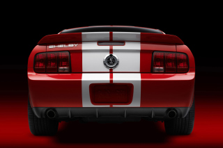 Free Ford Mustang Shelby GT500 Picture for Android, iPhone and iPad