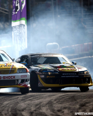 Free Drifting Competition Picture for 480x800