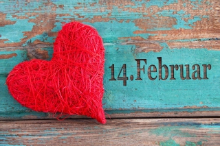 Happy Valentines Day - February 14 Background for Android, iPhone and iPad