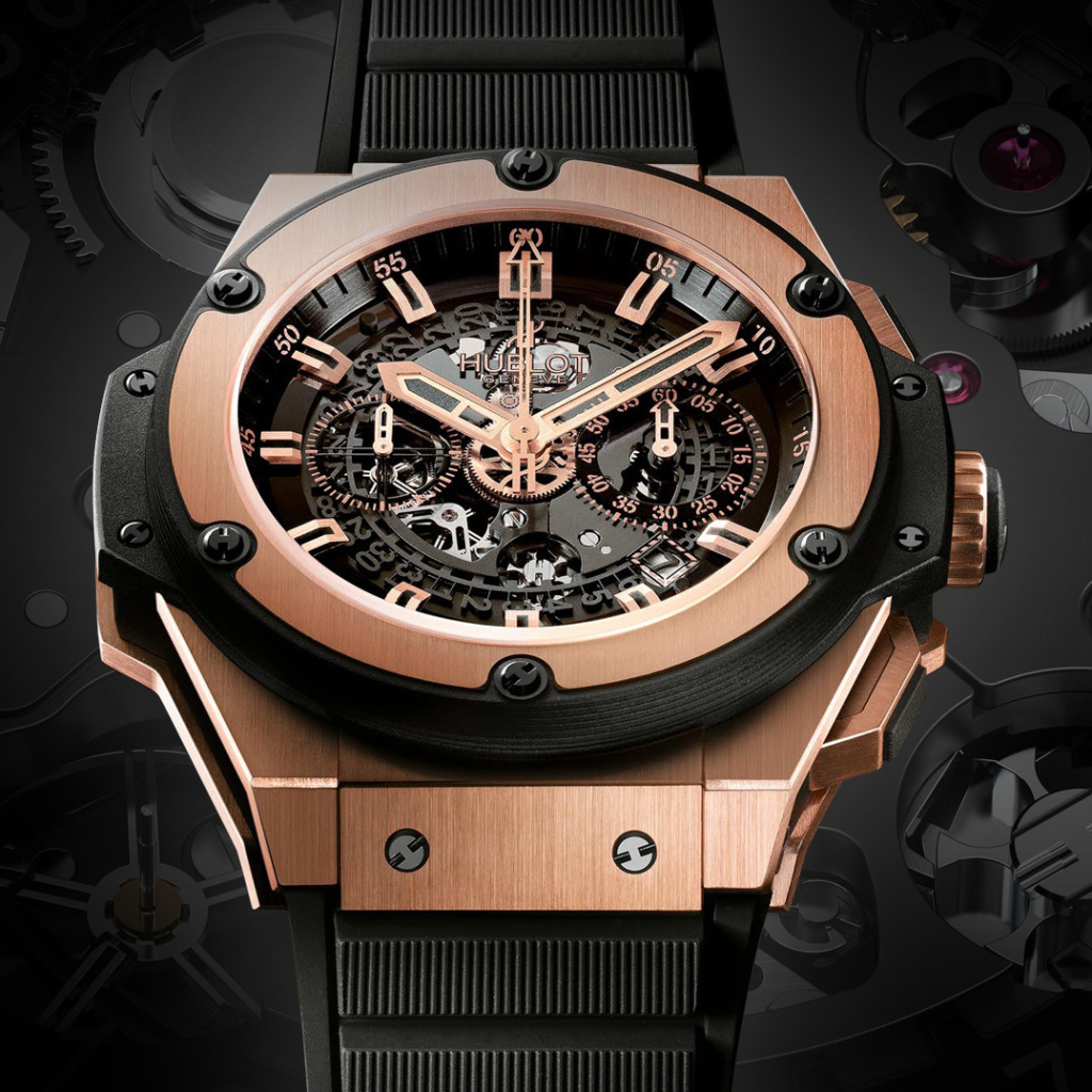 Screenshot №1 pro téma Hublot Watch 1024x1024