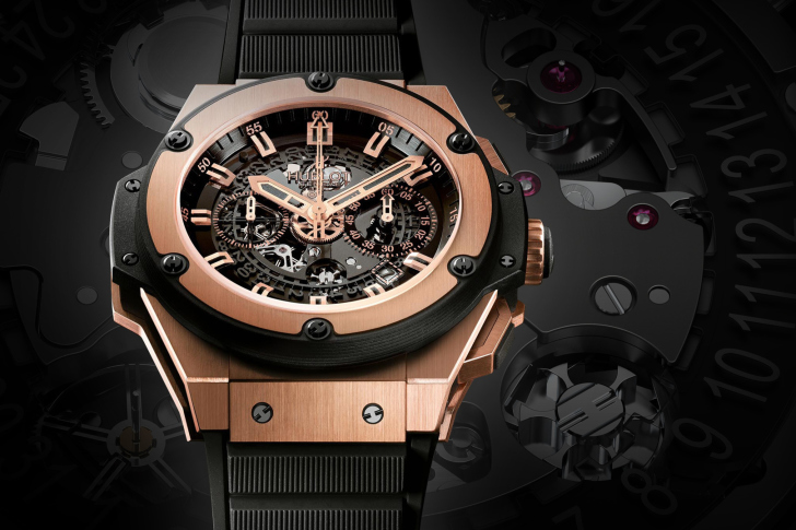 Screenshot №1 pro téma Hublot Watch
