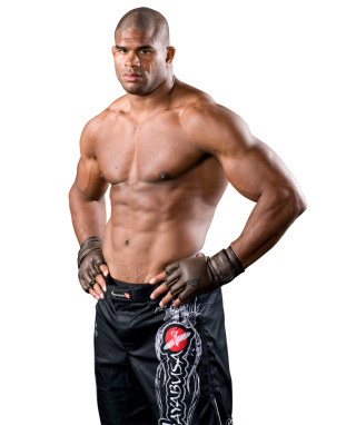 Alistair Overeem Wallpaper for iPhone 6