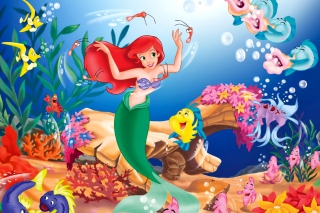 Disney - The Little Mermaid sfondi gratuiti per cellulari Android, iPhone, iPad e desktop