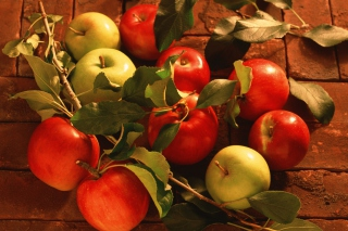 Red Apples & Green Apples sfondi gratuiti per cellulari Android, iPhone, iPad e desktop