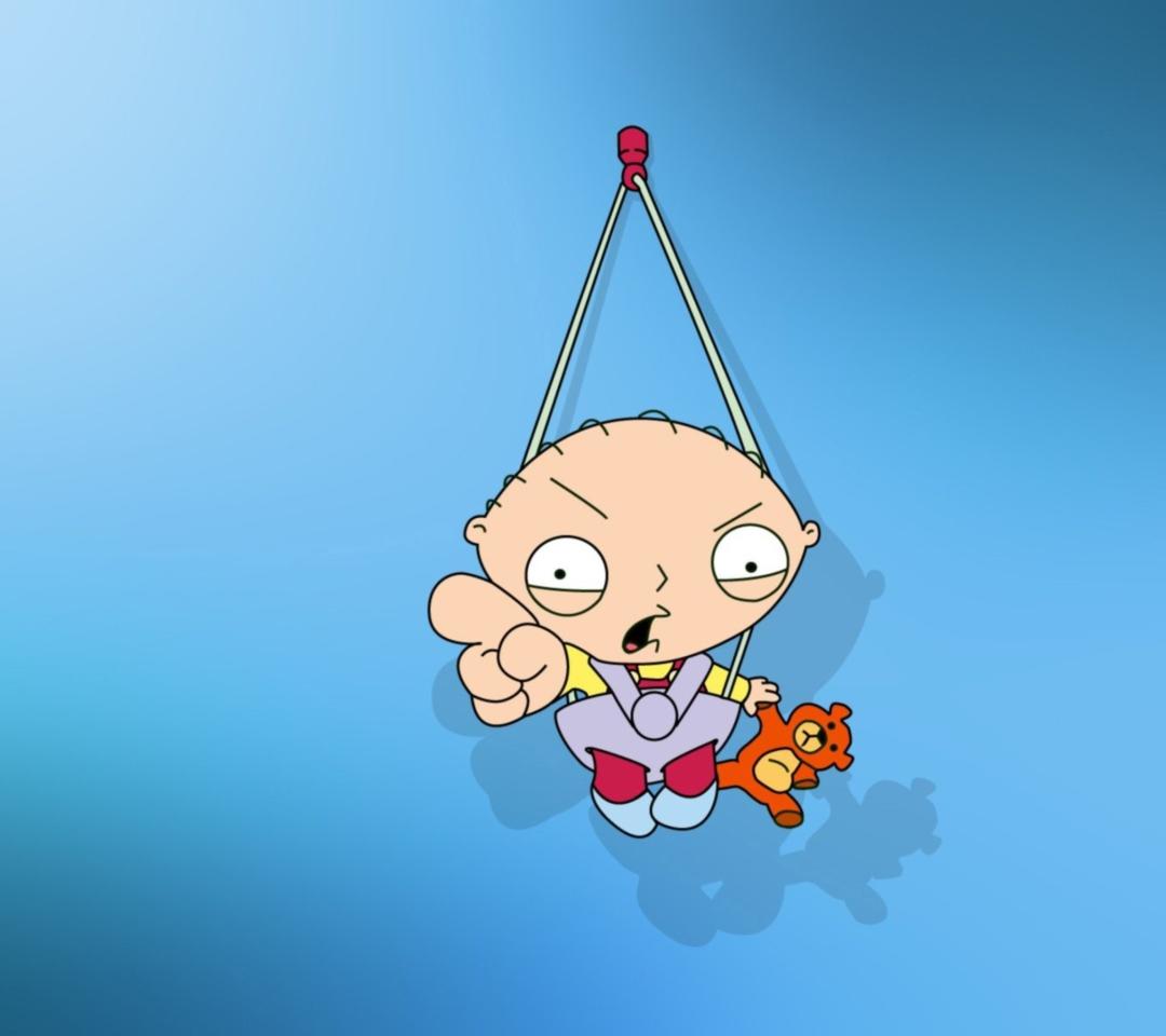 Funny Stewie From Family Guy para Motorola RAZR XT910