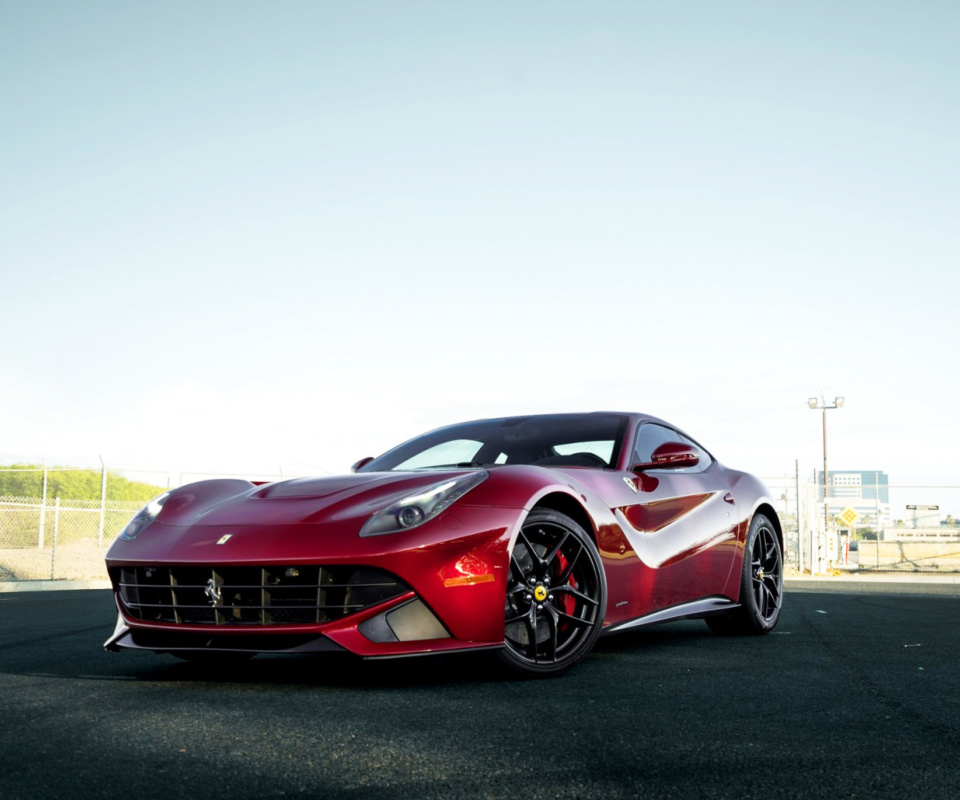 Ferrari F12 Red screenshot #1 960x800
