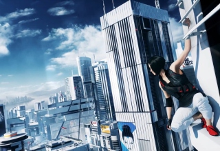 Mirror's Edge 2 sfondi gratuiti per cellulari Android, iPhone, iPad e desktop