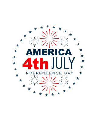 Happy independence day USA sfondi gratuiti per Samsung S5230W Star WiFi