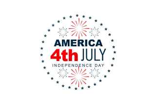 Happy independence day USA sfondi gratuiti per 1600x1200