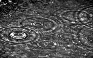 Rain Background for Android, iPhone and iPad