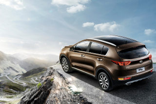 Kia KX5 Wallpaper for Android, iPhone and iPad