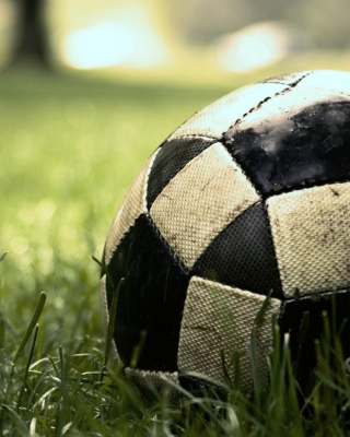 Free Soccer Ball Picture for Nokia 7600