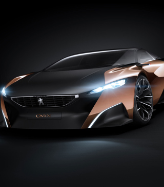Free Peugeot Onyx Hybrid Concept Picture for Nokia C6