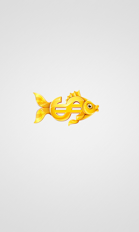 Screenshot №1 pro téma Money Fish 480x800
