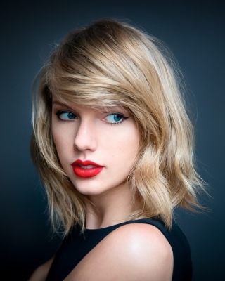Free Taylor Swift Picture for Nokia Asha 306