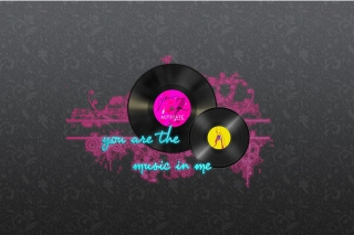 You Are The Music In Me Picture for Android, iPhone and iPad