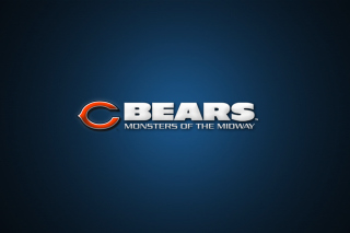 Chicago Bears NFL League - Obrázkek zdarma pro Widescreen Desktop PC 1920x1080 Full HD