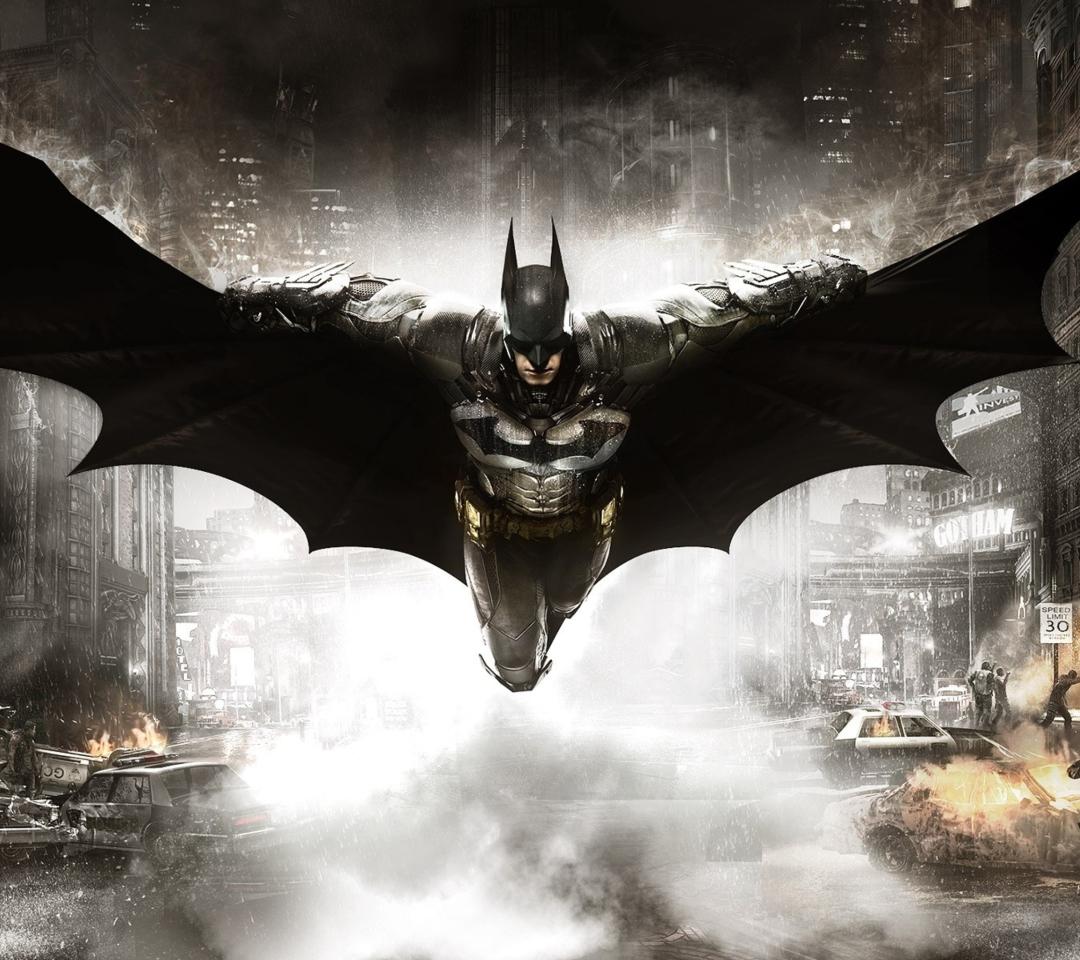 Batman Arkham Knight para Motorola Photon 4G