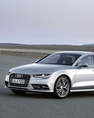 Audi A7 Background for Nokia C1-01
