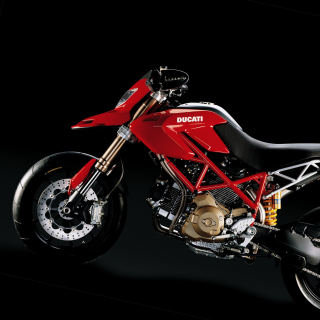 Ducati Hypermotard 796 Background for 2048x2048