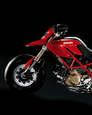 Ducati Hypermotard 796 Wallpaper for iPhone 5C