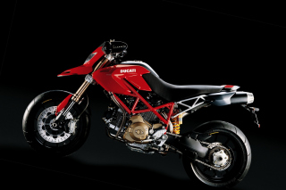 Ducati Hypermotard 796 Picture for Android, iPhone and iPad