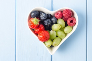 Love Fruit And Berries Wallpaper for Android, iPhone and iPad