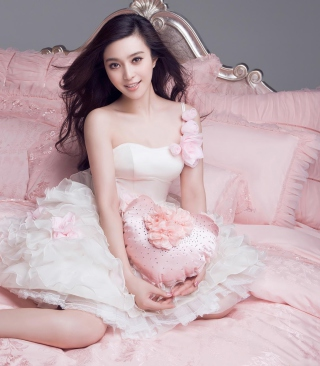 Li Bingbing Chinese Actress Wallpaper for iPhone 6 Plus