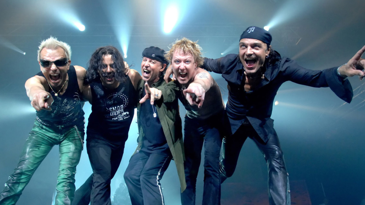 Screenshot №1 pro téma Scorpions Music Band 1280x720
