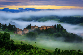 Tuscany, Italy Picture for Android, iPhone and iPad