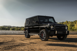 Mercedes Benz G63 Picture for Android, iPhone and iPad