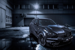 Free Infiniti QX70 Crossover Picture for Android, iPhone and iPad