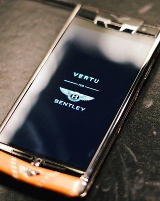 Vertu Bentley Background for Nokia C2-02