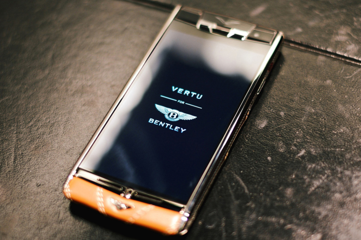 Vertu Bentley wallpaper