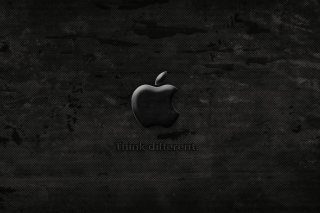 Dark Apple Background for Android, iPhone and iPad