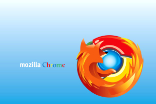 Mozilla Chrome Background for Android, iPhone and iPad