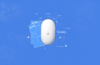 Apple Mouse Picture for Android, iPhone and iPad