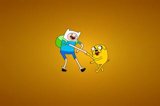 Adventure Time With Finn & Jake Picture for Android, iPhone and iPad