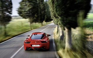 Ferrari Wallpaper for Android, iPhone and iPad