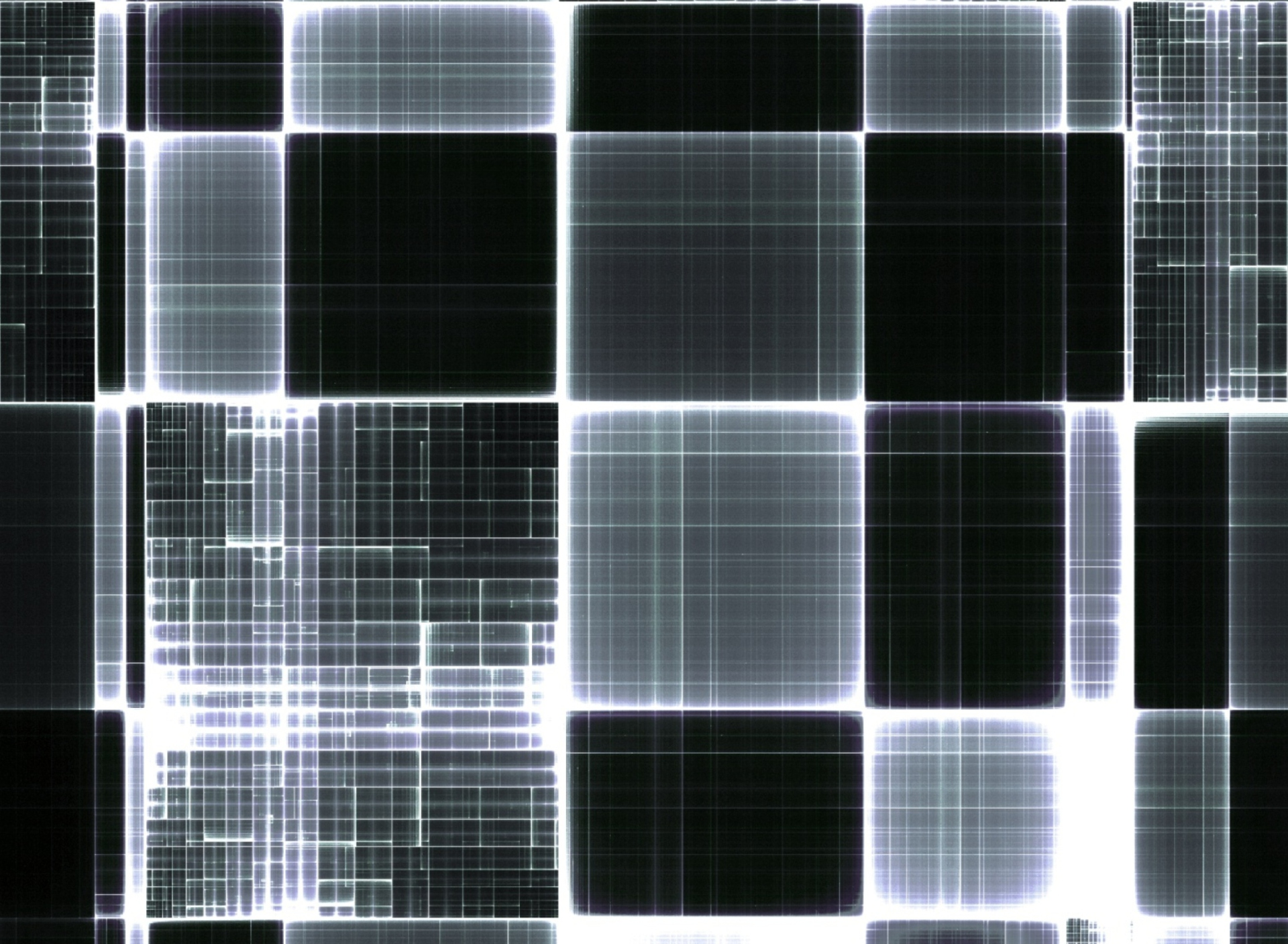 Screenshot №1 pro téma Abstract Squares 1920x1408