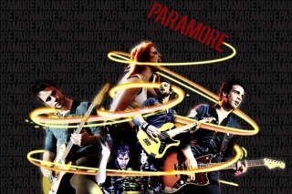 Free Paramore Lomography Picture for 1080x960