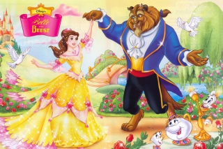 Princess Belle Disney sfondi gratuiti per cellulari Android, iPhone, iPad e desktop