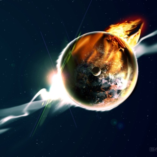End Of The World sfondi gratuiti per iPad 2