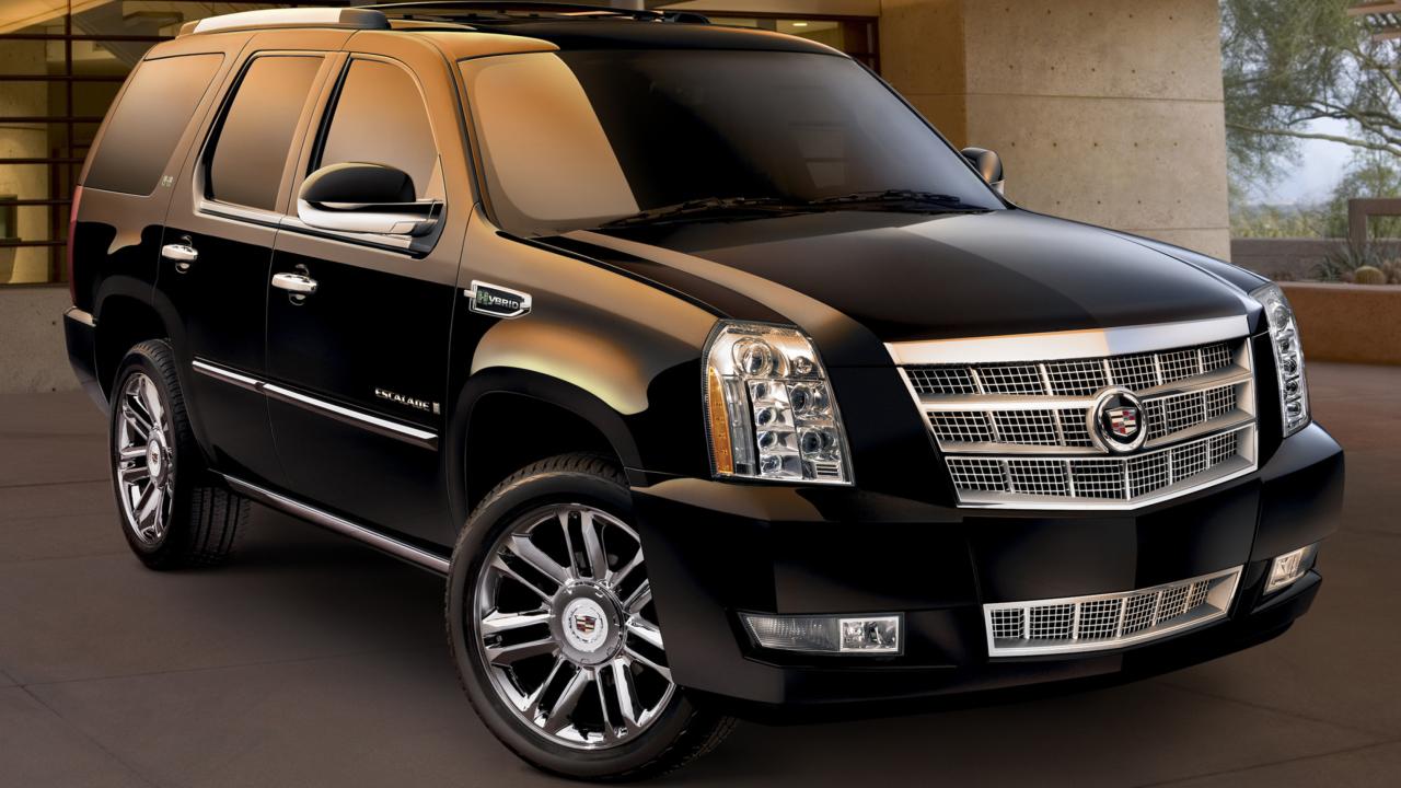 Cadillac Escalade Full-Size Luxury SUV
